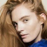 dunkelbrauen haarfarben stylen 2018 frisuren