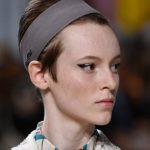frisuren 2018 trendige haarband