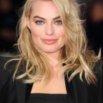 margot robbie mittellange frisuren frauen