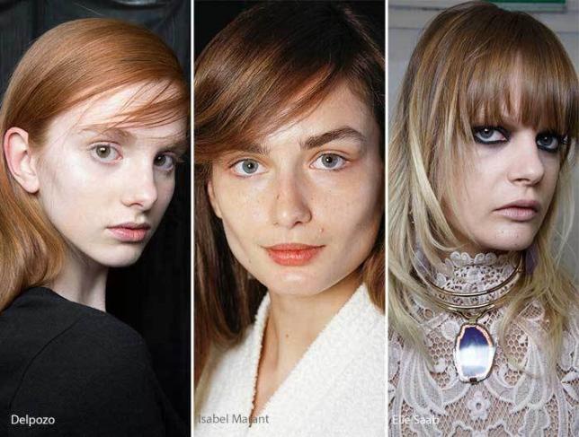 rote trendfrisuren haarfarbe