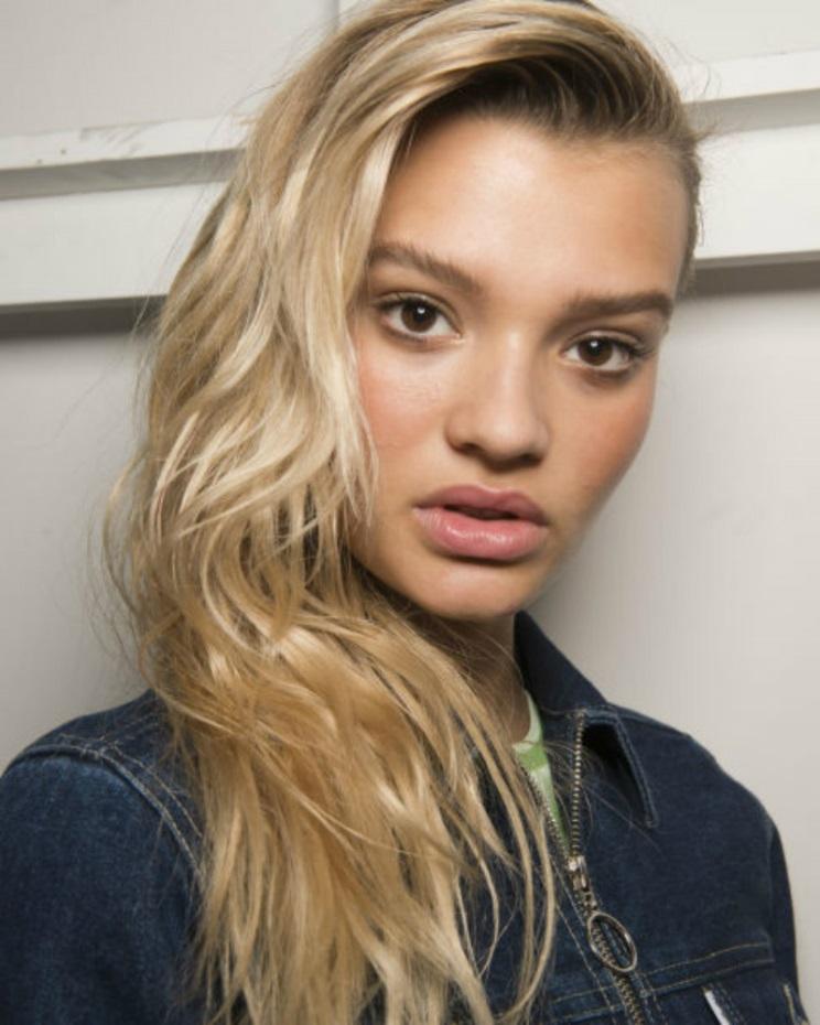 blondine frisuren trends 2018 frauen